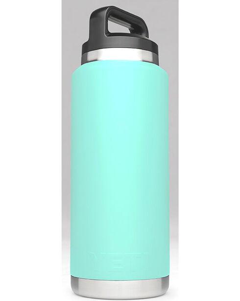 Yeti Seafoam 36 oz. Bottle Rambler , Aqua, hi-res