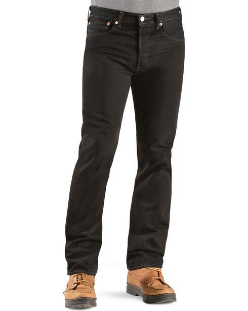 Levi's 501 Original Fit Jeans - Big & Tall, Black, hi-res