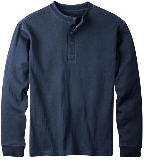 Mountain Khakis Men's Navy Trapper Henley Shirt, Navy, hi-res