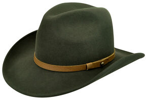 Wind River by Bailey Men's Remington Green Goldfield Hat , Green, hi-res