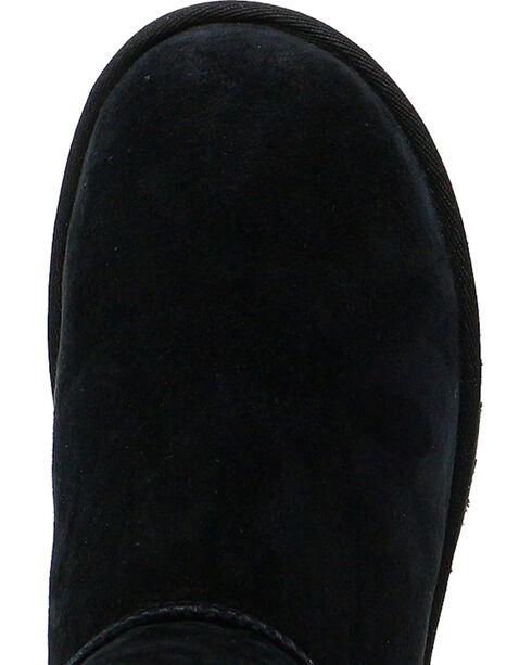 UGG Women's Meadow Short Boots, Black, hi-res