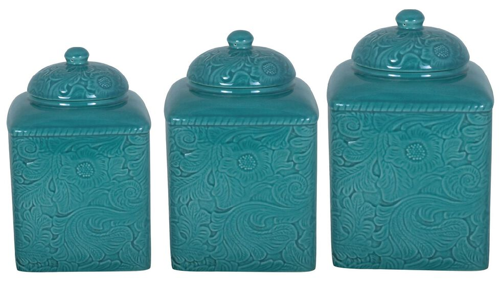 HiEnd Accents Savannah Canister Set, , hi-res