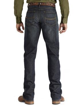 Ariat Denim Jeans - M5 Dusty Road Straight Leg - Big & Tall, Dark Stone, hi-res
