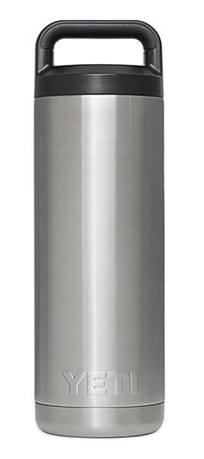 YETI Coolers 18-ounce Rambler Bottle, Stainless, hi-res