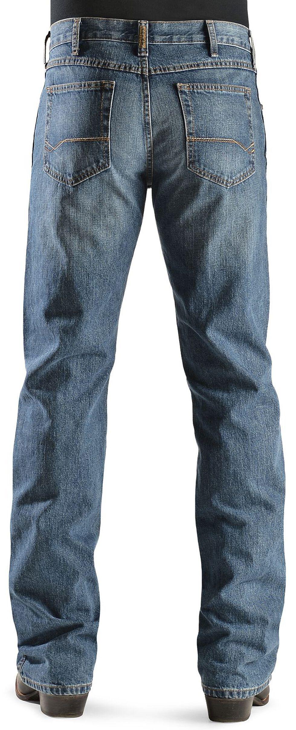 Ariat Denim Jeans - Heritage Medium Stonewash Classic Fit, Med Stone, hi-res