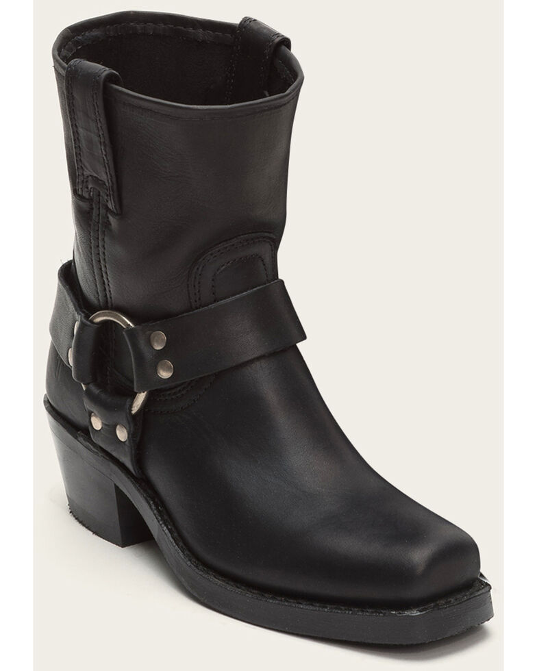 Frye Women's Harness 8R Boots  Square Toe