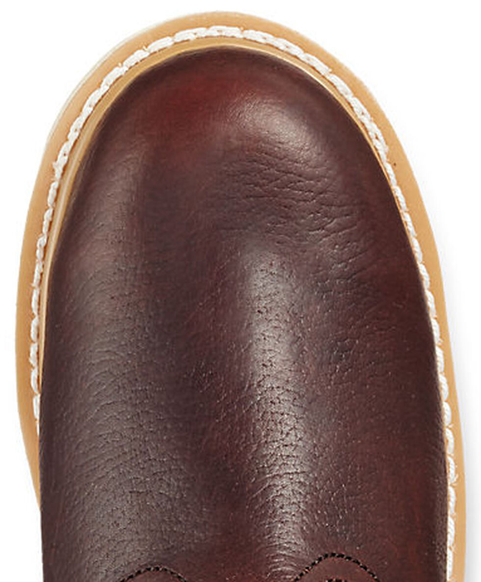 Irish Setter by Red Wing Shoes Men's Ashby Work Boots - Aluminum Toe , Brown, hi-res