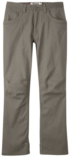 Mountain Khakis Men's Brown Camber 104 Hybrid Pants , Brown, hi-res