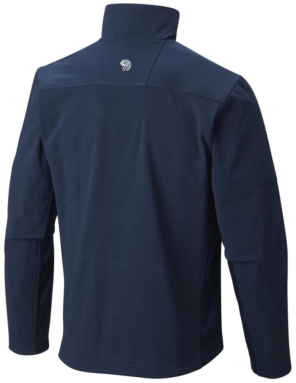Mountain Hardwear Men's Ruffner Hybrid Jacket, Navy, hi-res