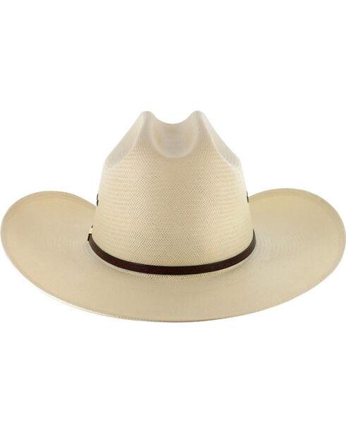Moonshine Spirit 8X River Bank Straw Hat, Natural, hi-res
