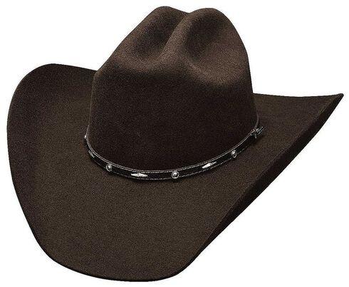 Bullhide Added Money Wool Cowboy Hat, , hi-res