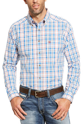Ariat Men's Multi Alex Shirt - Big and Tall, Multi, hi-res