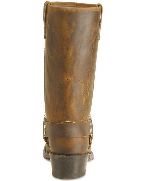 Double H Crazyhorse Harness Boots, Tan, hi-res