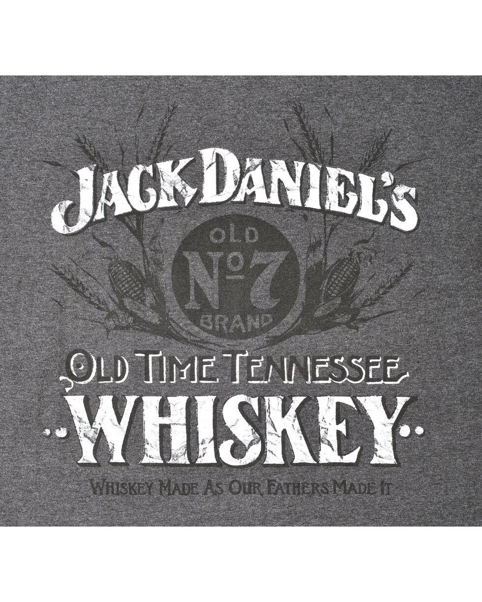 Jack Daniel's Men's Corn Mash Short Sleeve T-Shirt, Grey, hi-res