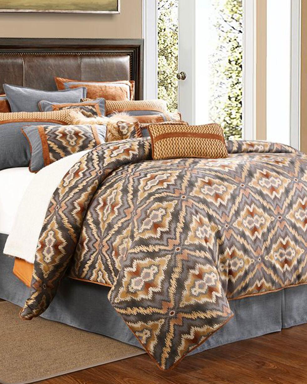 HiEnd Accents Lexington 4-Piece Comforter Set - Queen , Multi, hi-res