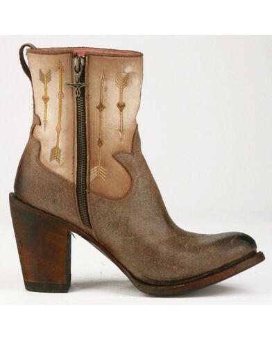 Junk Gypsy By Lane Women S Brown Wanderlust Boots Round
