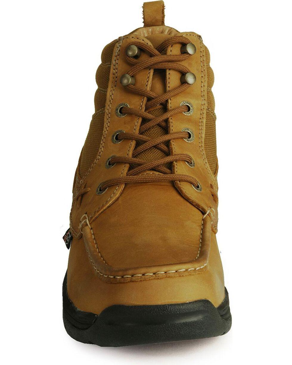 Justin Men's Soronto Casual Lace-Up Boots  , Tan, hi-res
