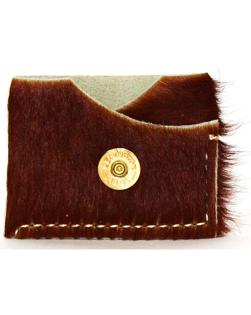 SouthLife Supply Men's Jefferson Cowhide Card Holder, Multi, hi-res