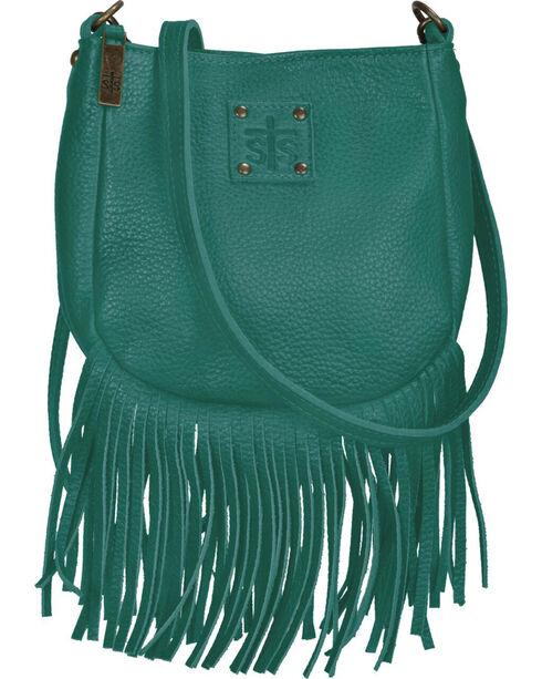 STS Ranchwear Jade Medicine Bag , Light/pastel Green, hi-res