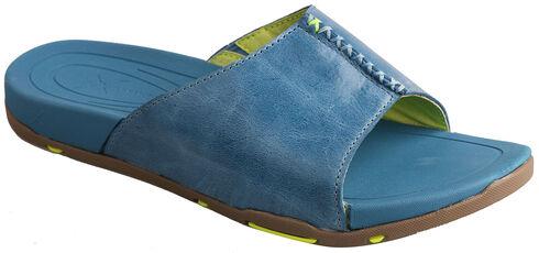 Twisted X Women's Ocean Blue Sandals, , hi-res