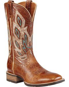 Ariat Nighthawk Western Cowboy Boots - Square Toe, , hi-res