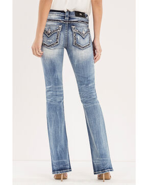 Miss Me Women's Indigo No Boundaries Jeans - Boot Cut , Indigo, hi-res