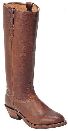 Boulet Shooter Cowboy Boots - Round Toe, , hi-res