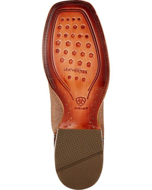 Ariat High Call Cowboy Boots - Square Toe , Sand, hi-res
