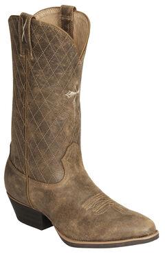 Twisted X Distressed Cowboy Boot - Medium Toe, , hi-res