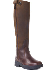 Ovation Women's Moorland Rider Boots, , hi-res