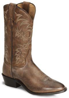 Tony Lama Kango Americana Cowboy Boots - Medium Toe, , hi-res