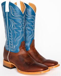 Cody James Men's Stockman Cowboy Boots - Square Toe, Copper, hi-res