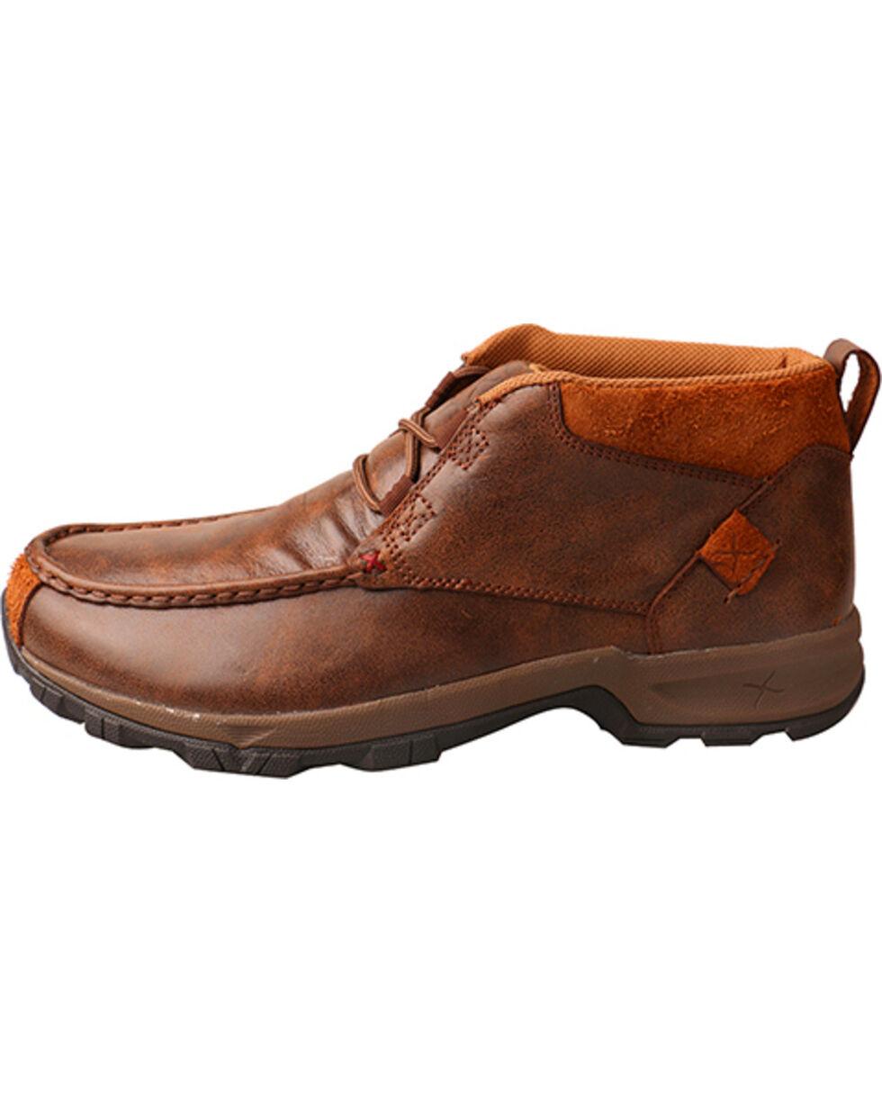 Twisted X Men's Brown Hiker Shoes, Brown, hi-res