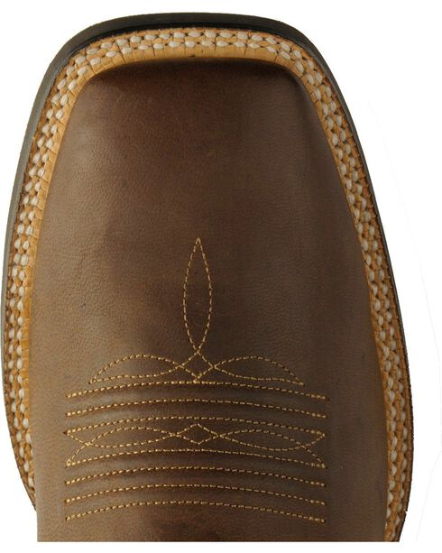 Ariat Wildstock Cowboy Boots, Brown, hi-res
