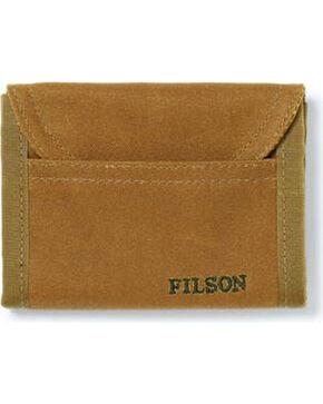 Filson Tin Cloth Smokyjumper Wallet , Tan, hi-res
