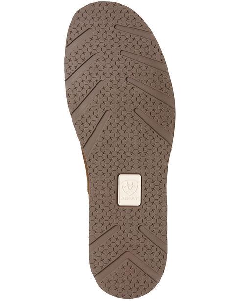 Ariat Men's Brown Cruiser Shoes - Moc Toe, Brown, hi-res