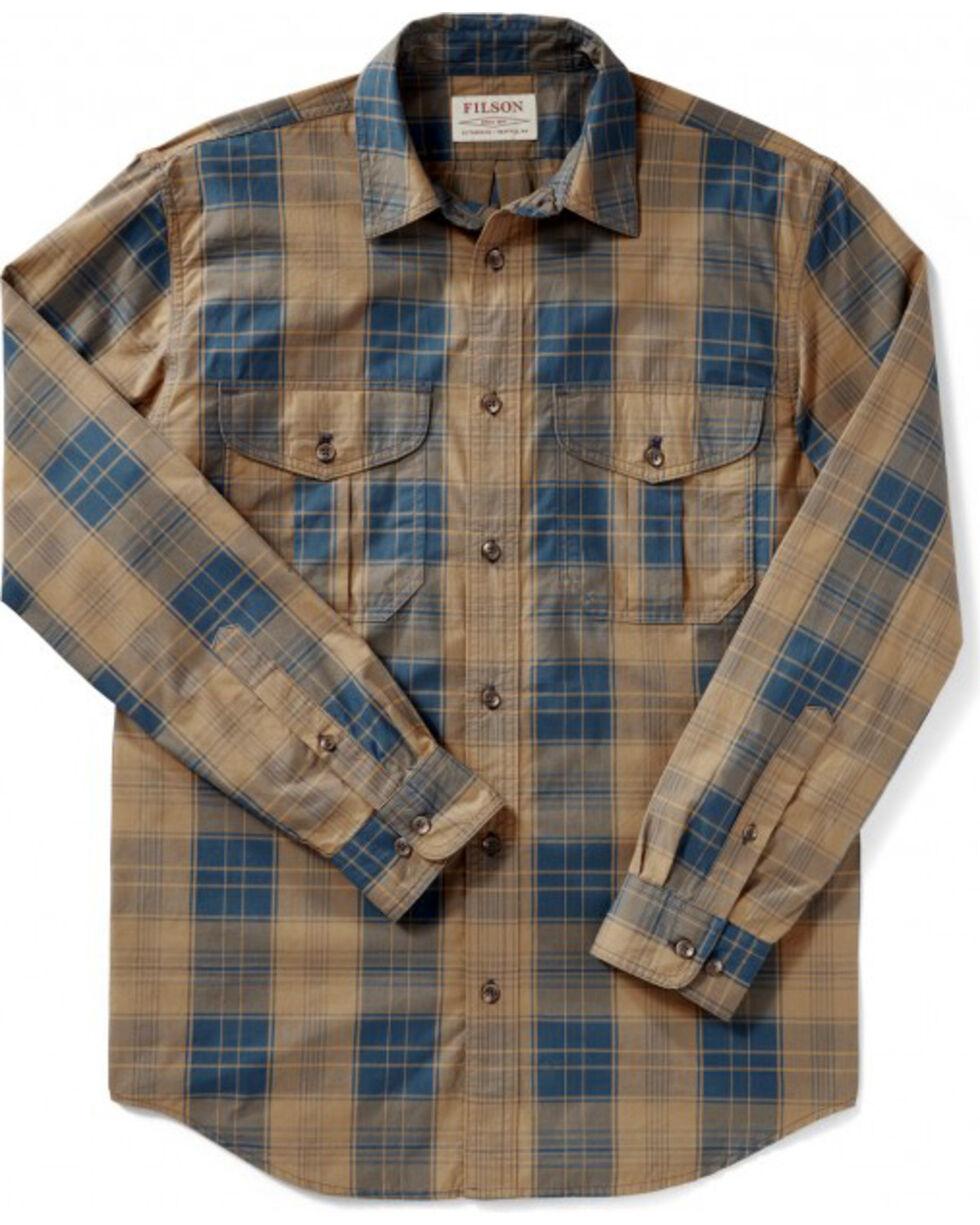 Filson Men's Feather Cloth Shirt, Multi, hi-res