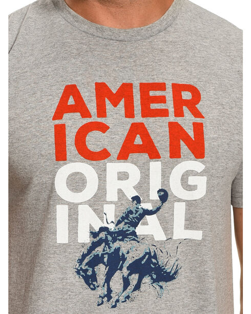 Cody James Men's American Original T-Shirt, Heather Grey, hi-res