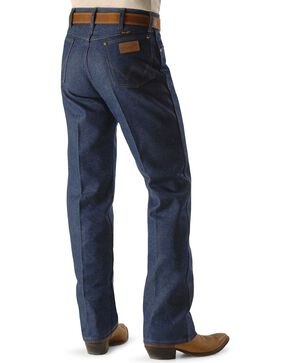 Wrangler Jeans - 13MWZ Original Fit Rigid, Indigo, hi-res
