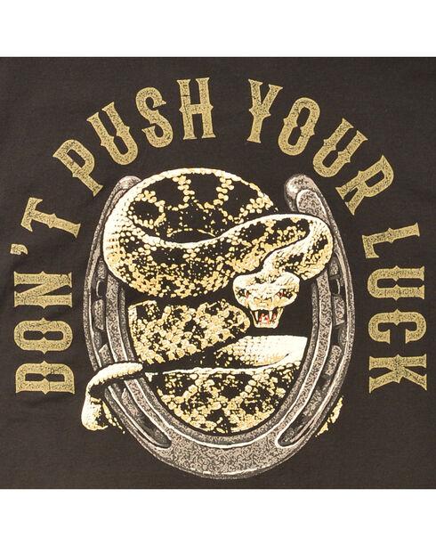 Cody James Men's Push Your Luck T-Shirt, Black, hi-res