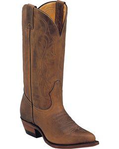 Boulet Cowgirl Boots, Golden Tan, hi-res