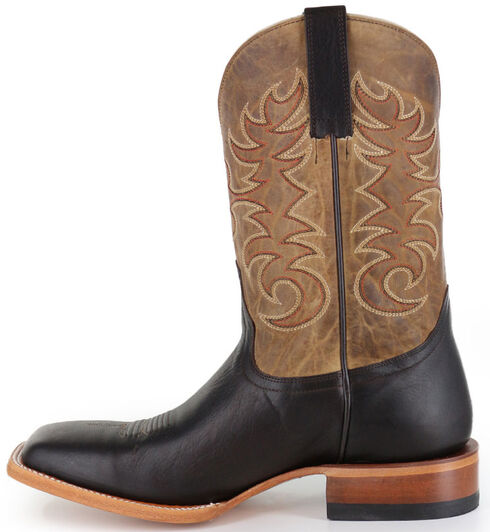Cody James Men's Chocolate Xala Western Boots - Square Toe, Brown, hi-res
