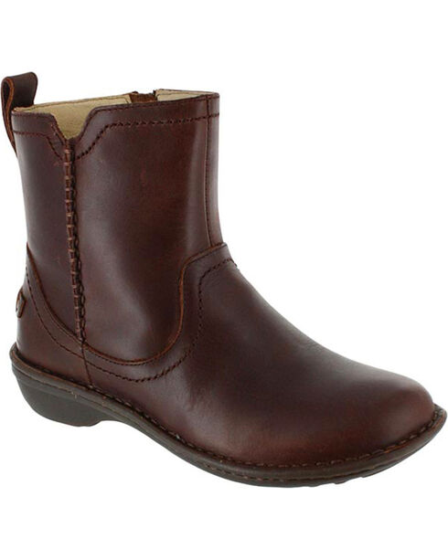 UGG® Women's Neevah Casual Boots, Chocolate, hi-res
