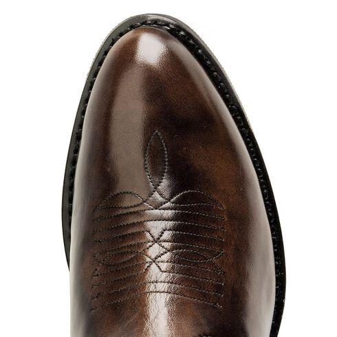 Laredo Western Boots - Med Toe, Antique Tan, hi-res