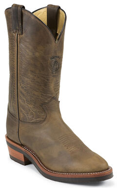 Chippewa Arroyos Bay Apache Packer Boots - Round Toe, Bay Apache, hi-res