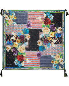 Johnny Was Women's Mabel Scarf, Multi, hi-res