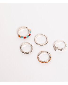 Shyanne Women's Fiesta Ring Set, Multi, hi-res