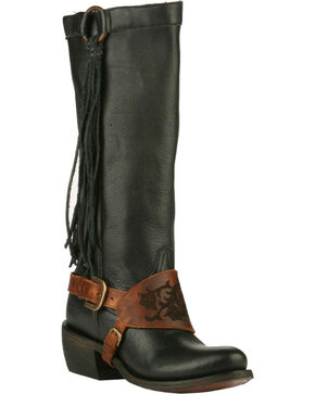 Women's Fringe Boots - Country Outfitter