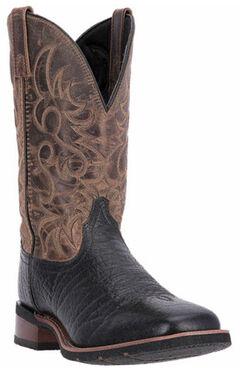 Laredo Topeka Cowboy Boots - Square Toe, , hi-res
