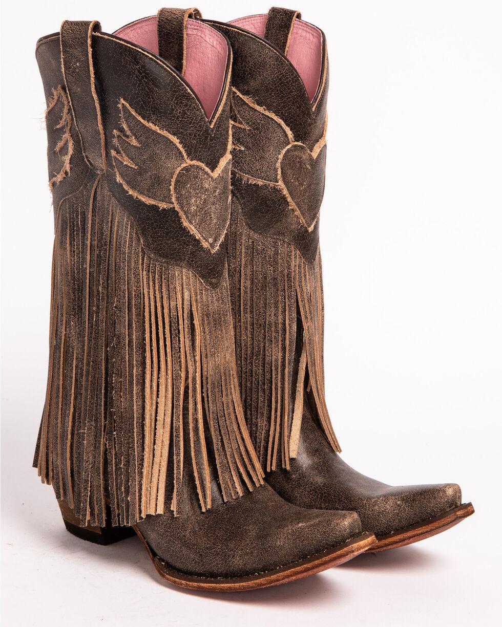 Junk Gypsy by Lane Women's Brown Dreamer Boots - Snip Toe , Brown, hi-res